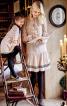 Сукня сорочкового крою з пишною спідницею - фото 1