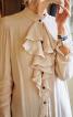 Сукня сорочкового крою з пишною спідницею - фото 4