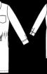 Сукня-сорочка з куліскою на талії - фото 3