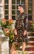 Сукня-сорочка зі спідницею в складку - фото 1
