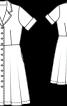 Сукня-сорочка джинсова - фото 3