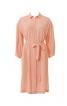 Сукня-сорочка з боковими розрізами - фото 2