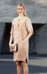 Сукня сорочкового крою з видовженою спинкою - фото 1