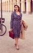 Сукня сорочкового крою у стилі ретро - фото 1