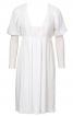Сукня силуету ампір з довгими рукавами - фото 2