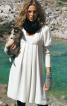 Сукня силуету ампір з довгими рукавами - фото 1