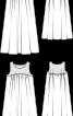 Сукня бебі-долл з вишитого батисту - фото 3