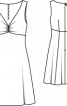 Сукня у стилі ампір - фото 3