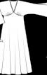Сукня максі з поясом обі - фото 3