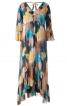 Сукня силуету ампір з оборками і воланом  - фото 2