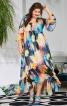 Сукня силуету ампір з оборками і воланом  - фото 1
