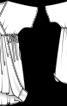 Сукня силуету ампір із суцільнокроєними рукавами - фото 3