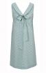 Сукня силуету ампір з діагональними виточками - фото 2