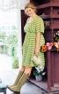 Сукня з рукавами-крильцями і пишною спідницею - фото 1