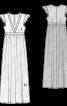 Сукня максі комбінована - фото 3