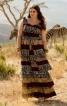 Сукня зі спідницею з ярусами - фото 1