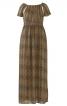 Максі-сукня з рукавами реглан - фото 2