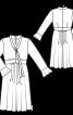 Сукня відрізна із завищеною талією - фото 3