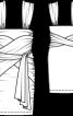 Сукня трикотажна обтислого крою - фото 3