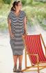 Сукня трикотажна просторого крою - фото 1