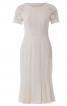 Сукня з рельєфними швами для нареченої - фото 2