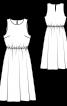 Платье в горошек из кинофильма «Красотка» - фото 3