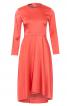 Сукня відрізна з асиметричною спідницею - фото 2