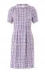 Сукня твідова з рукавами-реглан - фото 2