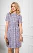 Сукня твідова з рукавами-реглан - фото 1