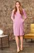 Сукня відрізна з відлітними кишенями - фото 1