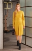 Сукня приталеного крою з вирізом-крапелькою - фото 1