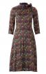 Сукня з вузьким ліфом і розкльошеною спідницею - фото 2