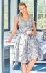 Сукня відрізна із спідницею-сонце - фото 1