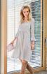 Сукня відрізна з V-подібним вирізом - фото 1