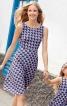 Сукня відрізна з вирізами на спинці - фото 1
