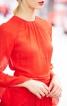 Сукня з рукавами реглан і пишною спідницею - фото 4