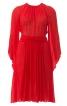 Сукня з рукавами реглан і пишною спідницею - фото 2
