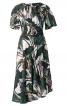 Сукня відрізна з рукавами-крильцями - фото 2