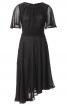 Платье с юбкой асимметричного кроя - фото 2