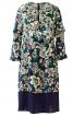 Сукня з розкльошеною спідницею і воланами - фото 2