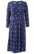 Сукня відрізна зі зборками на рукавах - фото 2