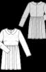 Платье с завышенной талией - фото 3