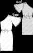 Сукня пляжна з сітчастої тканини - фото 3
