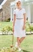 Сукня відрізна зі спідницею А-силуету - фото 1