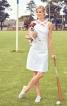 Сукня відрізна із асиметричними бретелями - фото 1