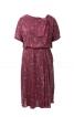 Сукня із суцільнокроєними рукавами - фото 2