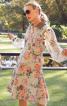 Сукня відрізна і з вшивними клинами годе - фото 1