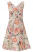 Сукня відрізна і з вшивними клинами годе - фото 2