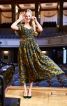 Сукня з пелериною - фото 1