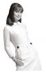 Сукня з декоративною планкою на талії (1965) - фото 4